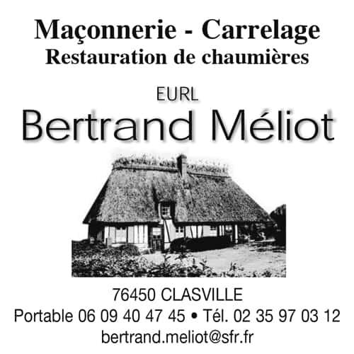 Bertrand Méliot