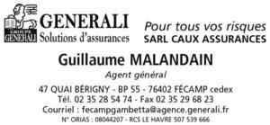 Caux Assurances - Generali