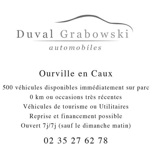 Duval Grabowski – Automobiles