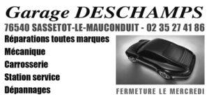 Garage Deschamps