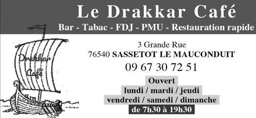 Le Drakkar Café