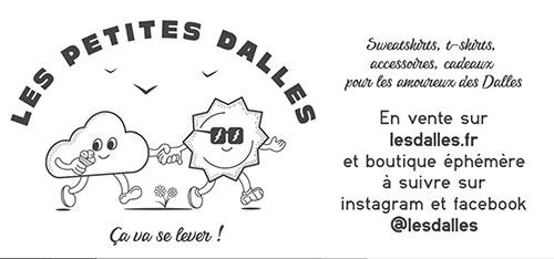 Les Petites Dalles – La boutique en ligne