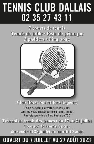 Tennis Club Dallais (TCD)